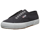 Superga 2750 Cotu Slip-On (Dark Grey Iron)
