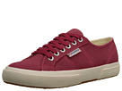Superga 2750 Waxed Suede (Tea Rose)