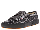 Superga 2750 Animal Satin W (Grey Leopard)