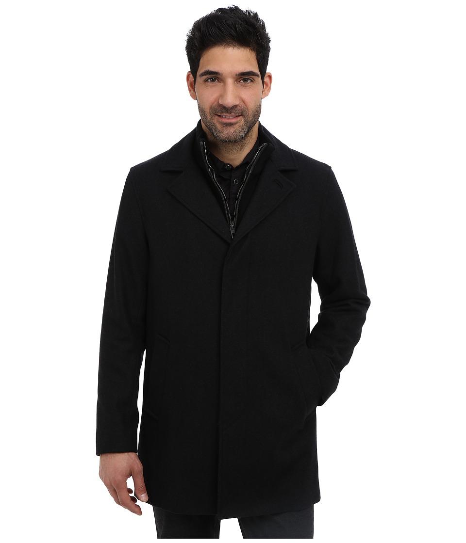 Cole Haan - Classic Topper w/ Bib (Castlerock) Men's Coat