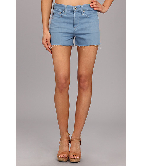 AG Adriano Goldschmied - The Sadie High-Rise Short in Wild Sky (Wild Sky) Women's Shorts