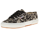 Superga 2750 Pony Viper W (White/Black)