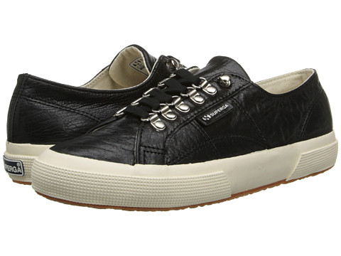 Superga - 2750 Carvaggio (Black) Women