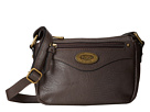 b.o.c. Potomac I Mini Top Zip Crossbody (Chocolate)