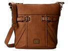 b.o.c. Annopolis Large Crossbody (Whiskey) Cross Body Handbags