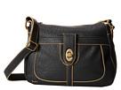b.o.c. Sharpsburg Crossbody (Black) Cross Body Handbags