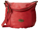 b.o.c. Cumberland Flap Crossbody (Pimento) Cross Body Handbags