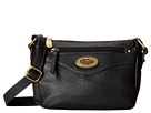 b.o.c. Potomac I Mini Top Zip Crossbody (Black)