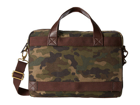 Relic - Cormac Work Brief (Green Multi) Messenger Bags