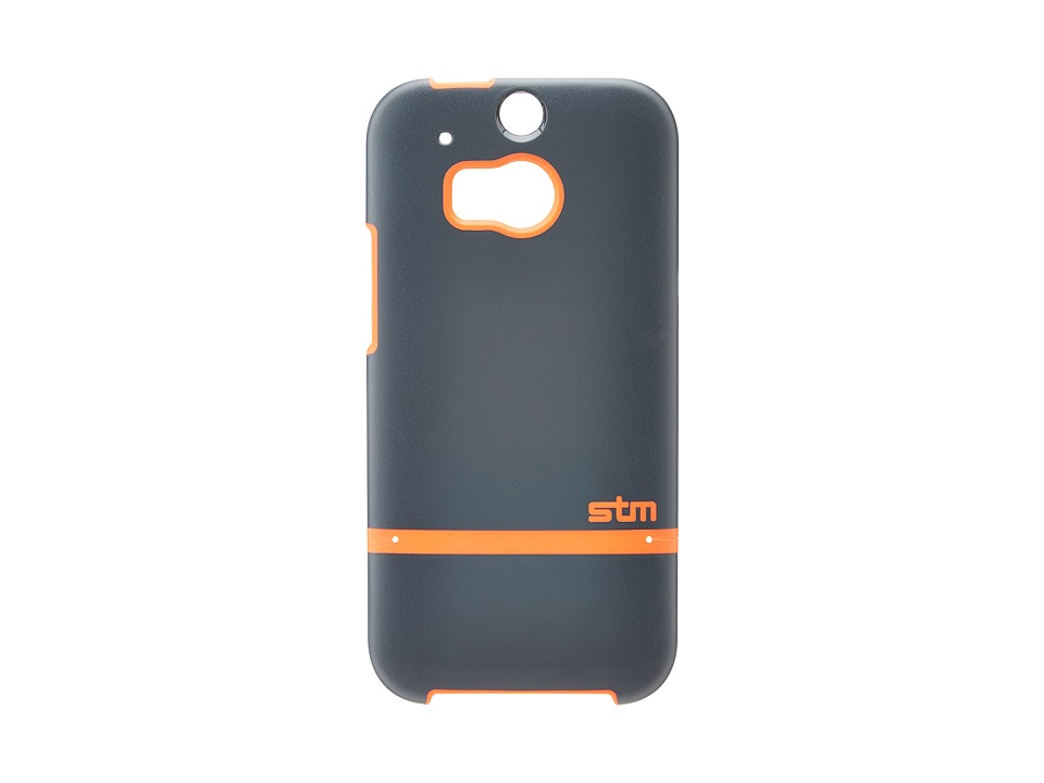 STM Bags - Harbour 2 HTC One M8 Phone Case (Grey) Cell Phone Case