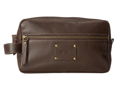Marc New York by Andrew Marc - Leather Travel Kit (Brown) Wallet