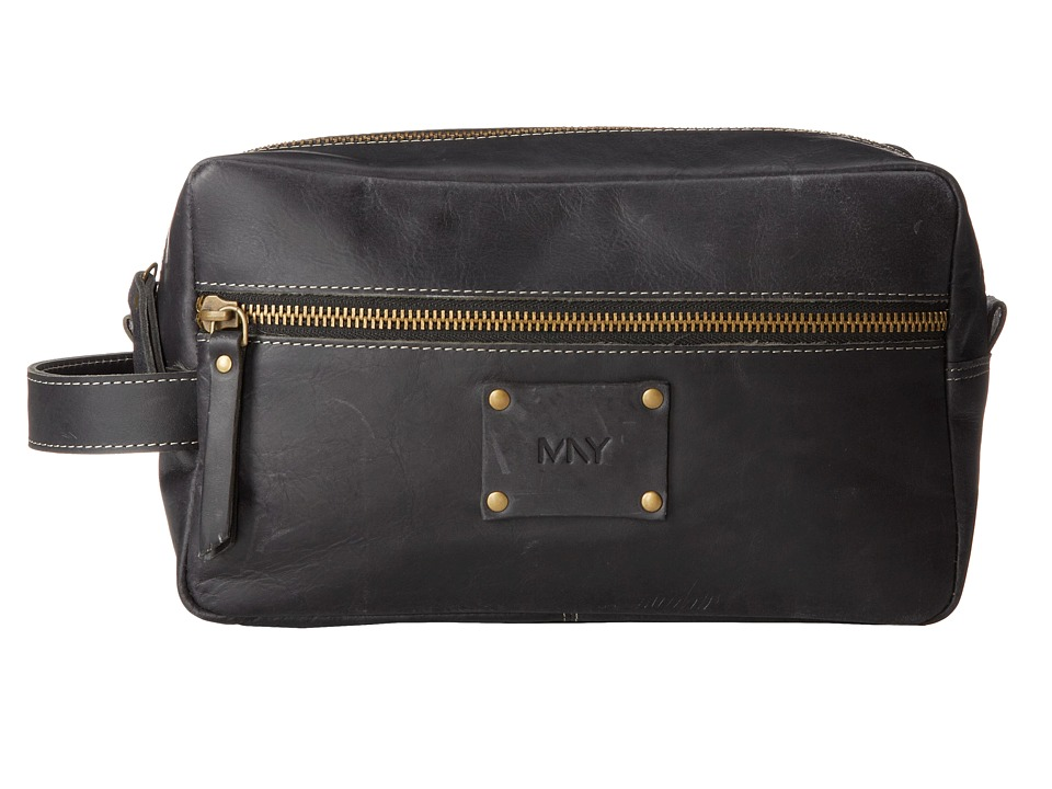 Marc New York by Andrew Marc - Leather Travel Kit (Black) Wallet