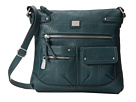 b.o.c. Westminster Large Crossbody (Teal)