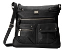 b.o.c. Westminster Large Crossbody (Black)