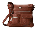 b.o.c. Westminster Large Crossbody (Whiskey)