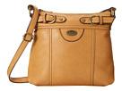 b.o.c. Brunswick Crossbody (Oak) Cross Body Handbags