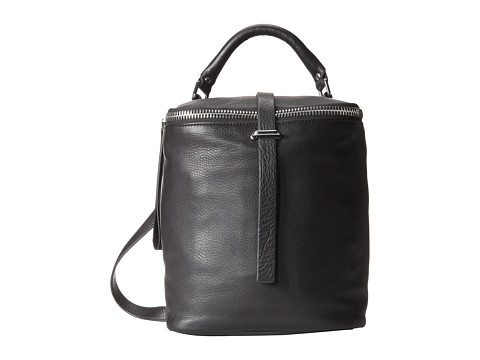 Kenneth Cole Strapsody North/South Camera Bag (Black) Messenger Bags