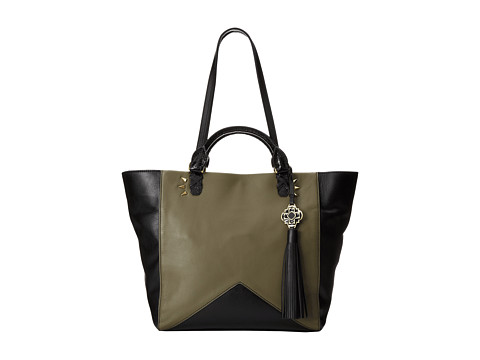 Rafe New York - Medium Joey Tote (Olive/Black) Tote Handbags