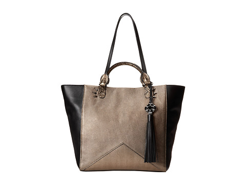 Rafe New York - Medium Joey Tote (Gunmetal) Tote Handbags
