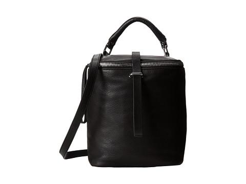 Kenneth Cole Square Dance Camera Bag (Black) Cross Body Handbags