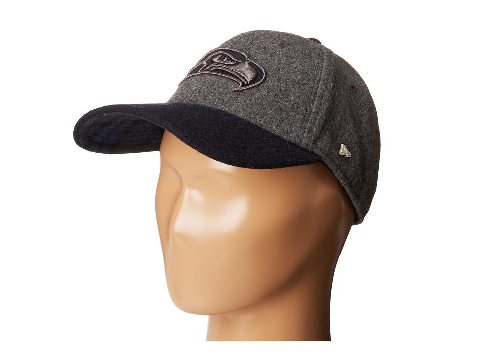 New Era - EK Nealon 4940 Seasea Granvy (Dark Grey) Baseball Caps