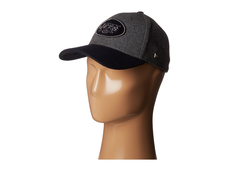 New Era - EK Nealon 4940 Neyjet Granvy (Dark Grey) Baseball Caps