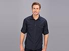 Seven7 Jeans - Poplin Shirt W Roll Cuff (Navy) - Apparel