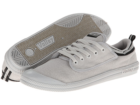 Volley Australia - International (Grey/Black) Athletic Shoes