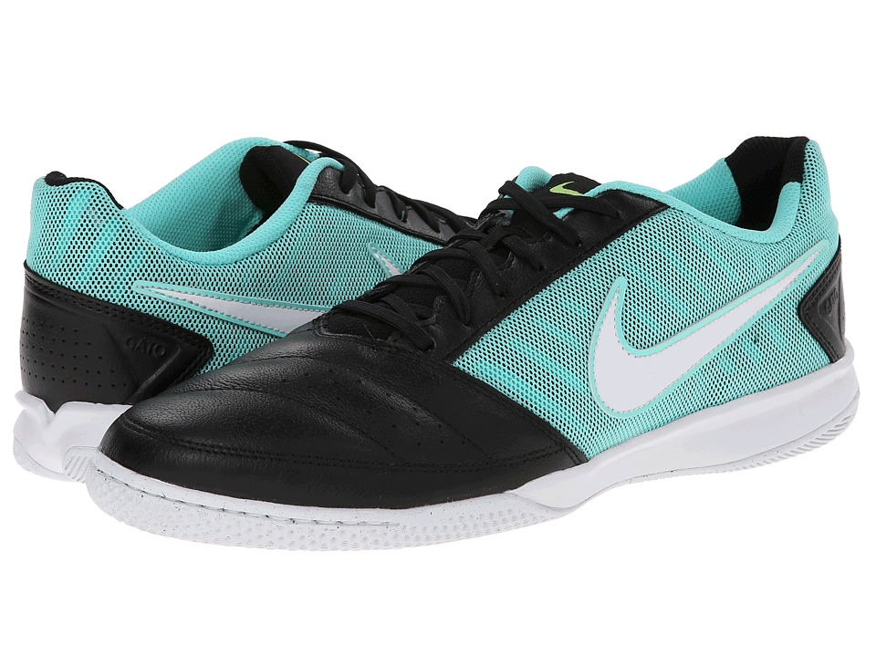 Nike - Gato II (Neo Turquoise/White/Black) Men's Soccer Shoes