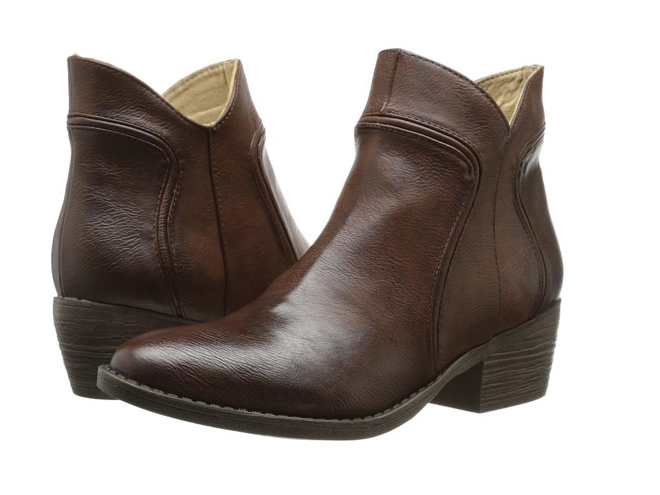BC Footwear - Ground Floor (Cognac) Women