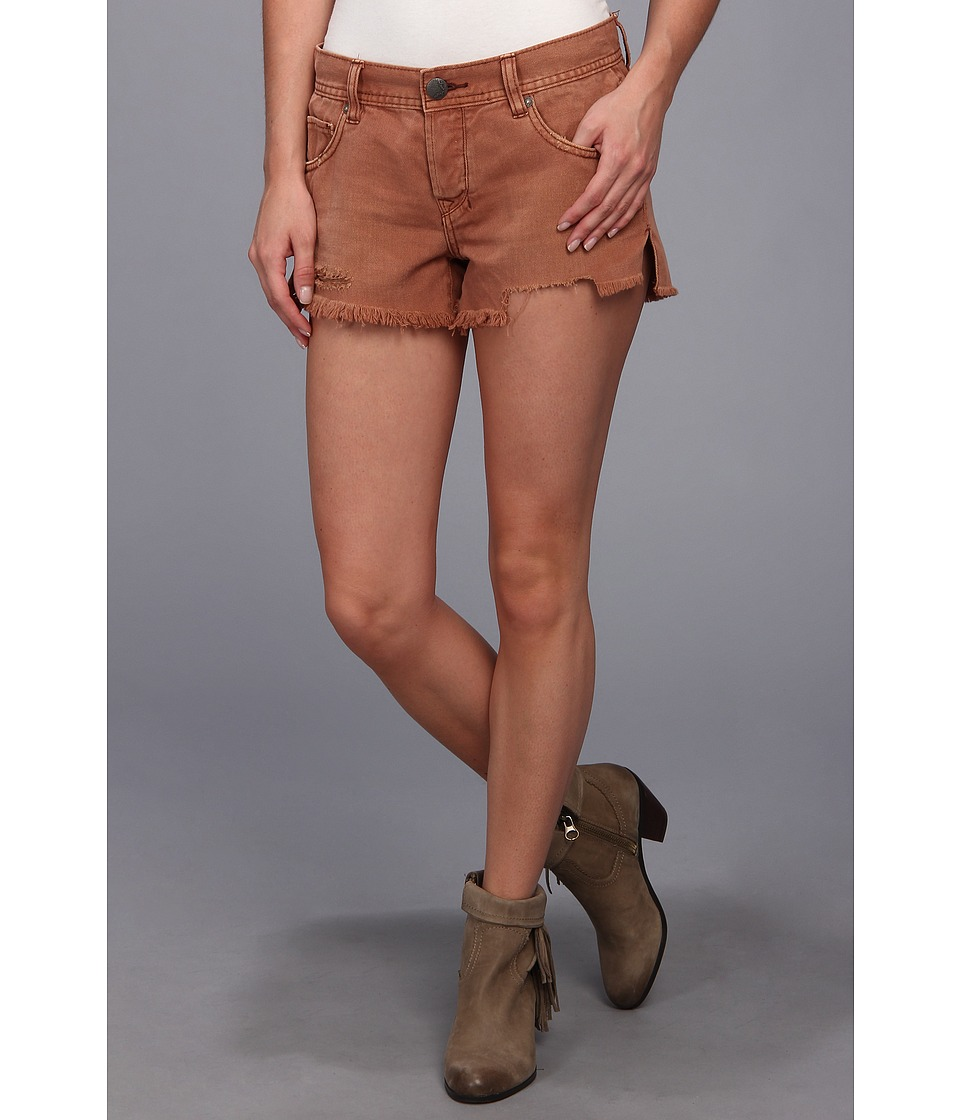 Free People - Sharkbite Short (Blush) Women's Shorts