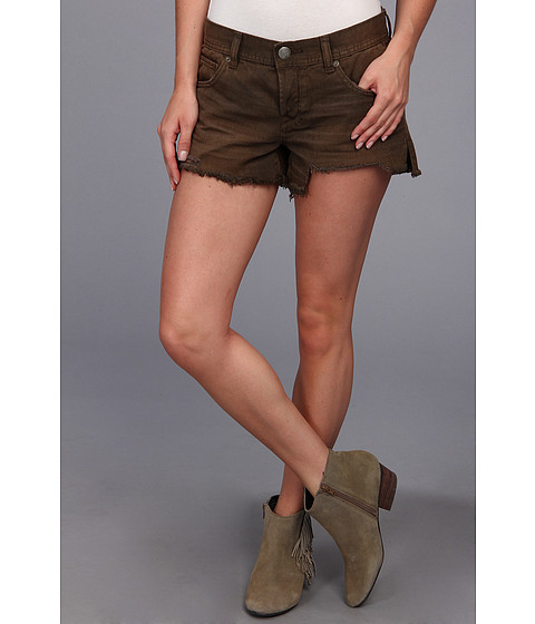 Free People - Sharkbite Short (Woodie Wash) Women