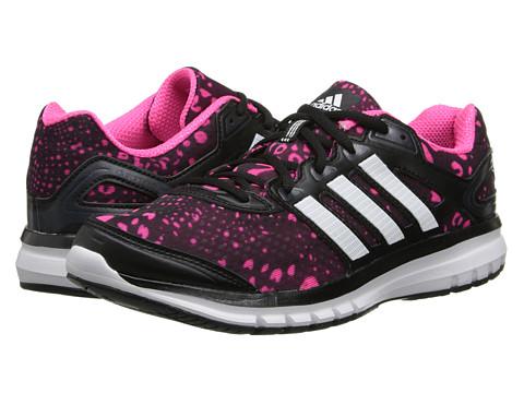 adidas Running - Duramo 6 (Black/White/Solar Pink) Women