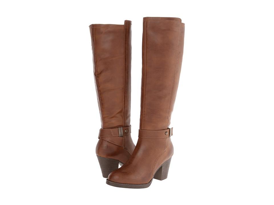 BC Footwear - Plot Twist (Whiskey) Women