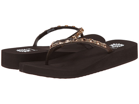 Yellow Box - Jewel (Brown) Women's Sandals