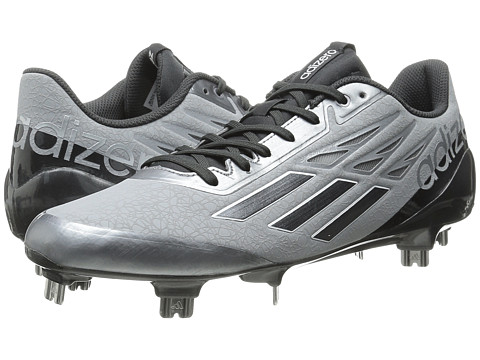 adidas - adiZero AfterBurner (Light Onyx/Carbon Metallic/Carbon) Men