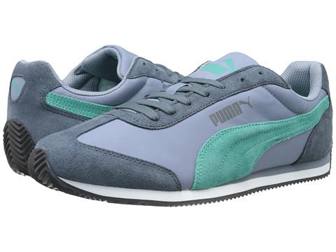 PUMA - Rio Speed Nylon (Tradewinds/Pool Green) Men's Shoes