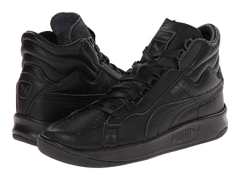 PUMA - Challenge (Black/Black) Men's Classic Shoes