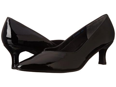 Fitzwell - Convert (Black Patent) Women's 1-2 inch heel Shoes