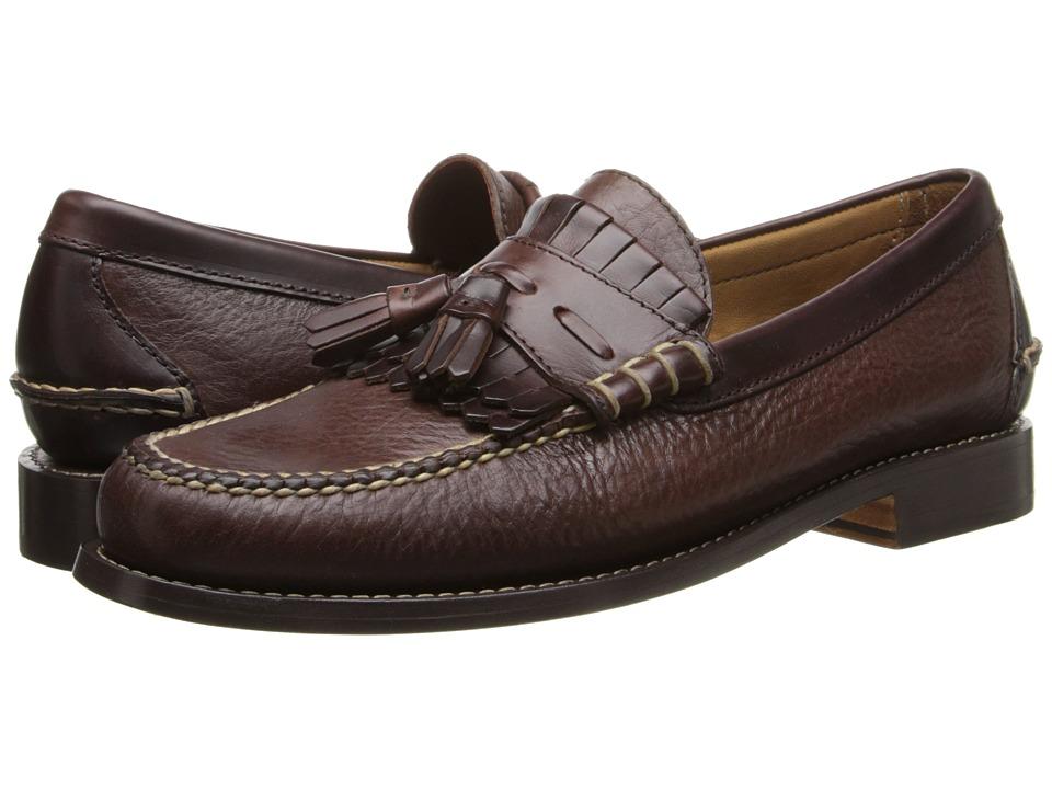 Trask - Hamilton (Bourbon American Bison/Dark Brown Steer) Men's Shoes