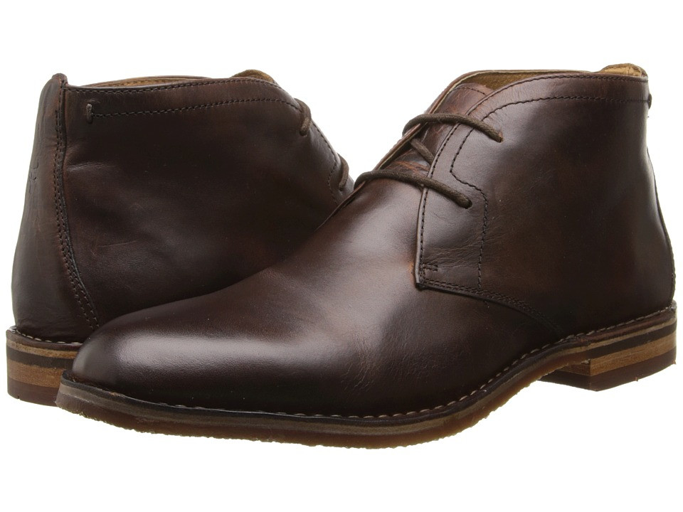 Trask - Brady (Whiskey American Steer) Men's Shoes