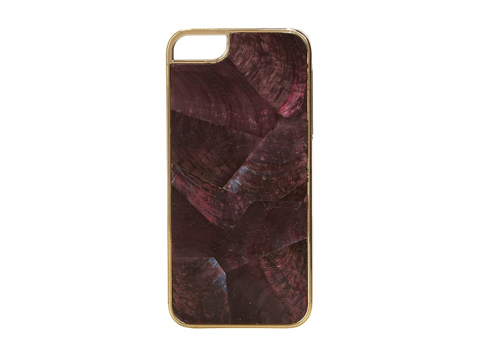 Rafe New York - Iphone 5/5S Phone Case (Violet) Cell Phone Case