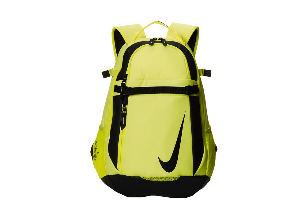 Nike - Vapor Select Backpack (Volt/Black/(Black)) Backpack Bags