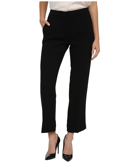 See by Chloe - Low Waist Slim Fit Pants (Black) Women