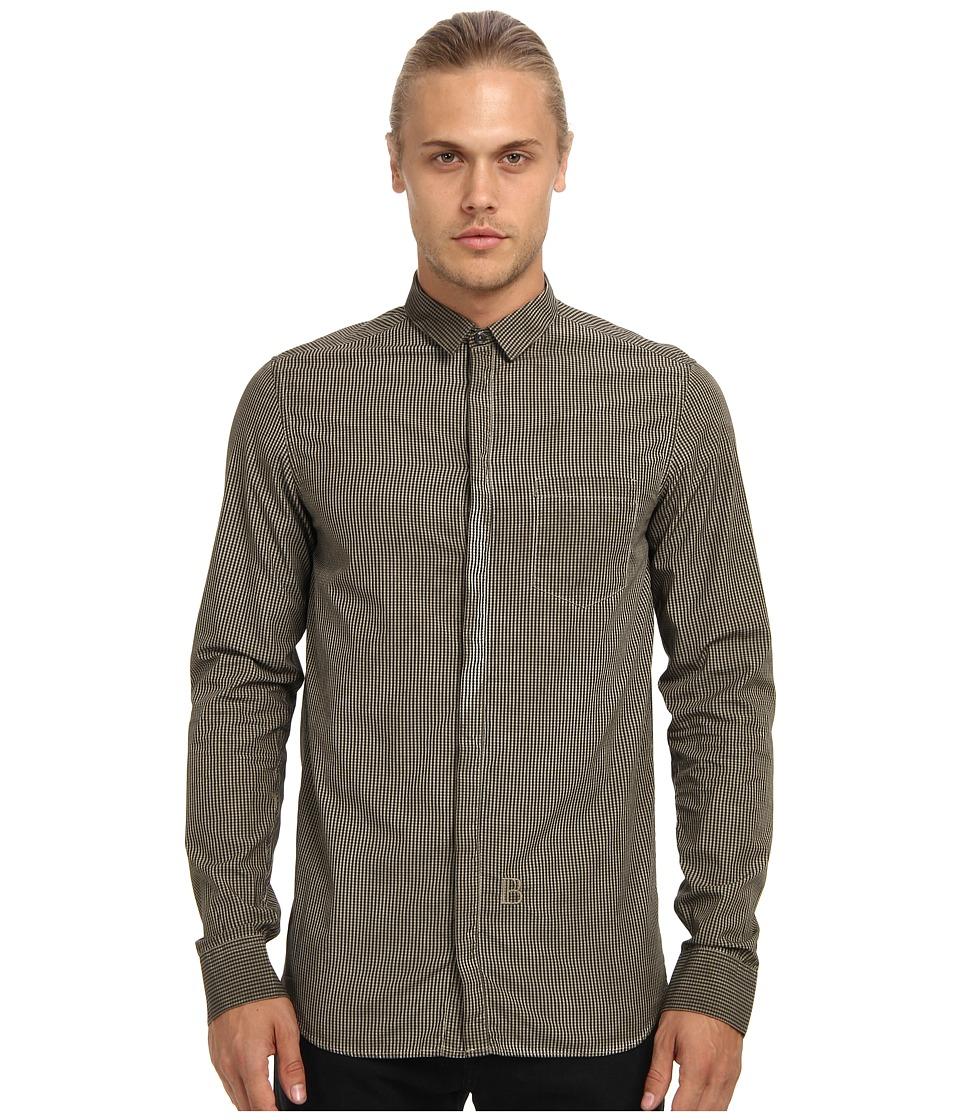 Pierre Balmain - Single Pocket Shirt (Military Green) Men