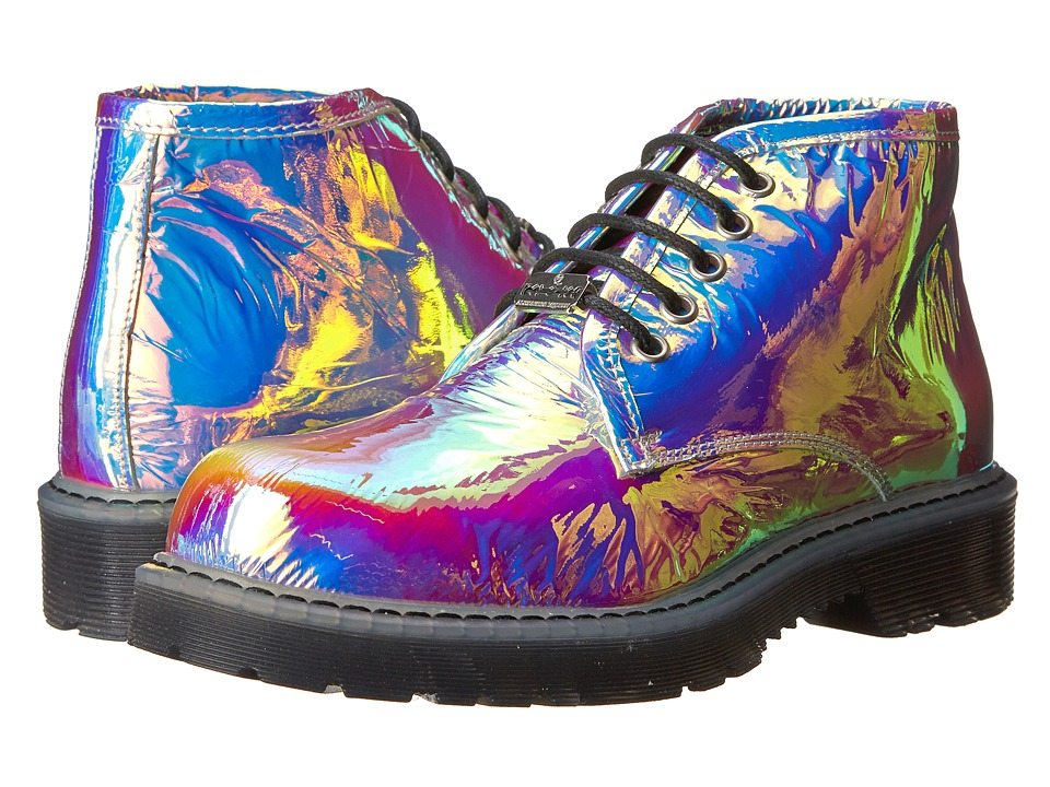 McQ - Martin Lace Up (Laser Hologram) Women's Lace up casual Shoes
