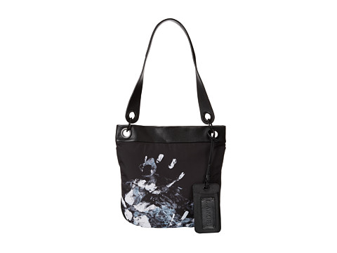 L.A.M.B. - Enola (Hands/Black) Tote Handbags