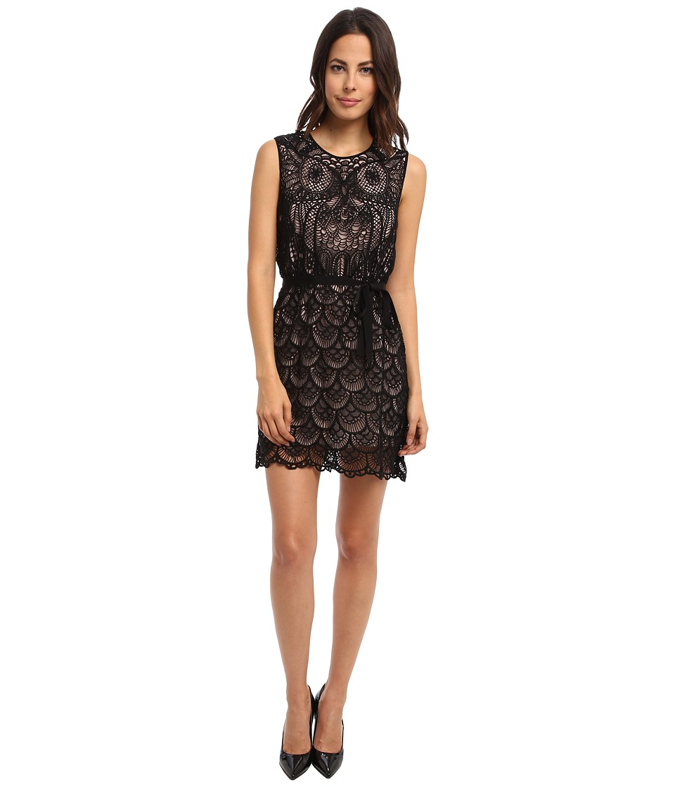 RED VALENTINO - Dress HRAVS30C (Black) Women's Dress