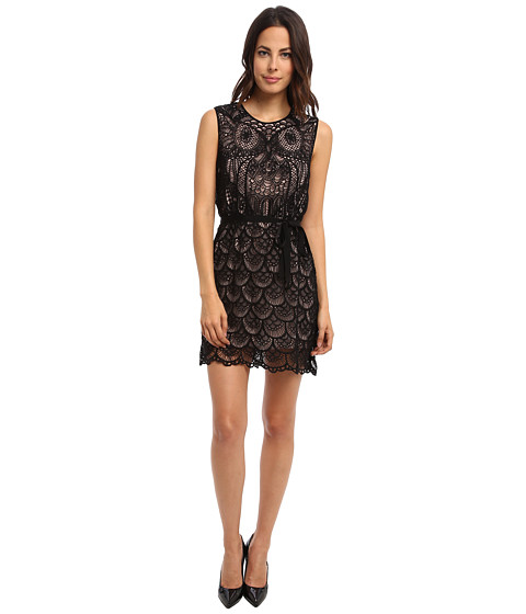 RED VALENTINO - Dress HRAVS30C (Black) Women