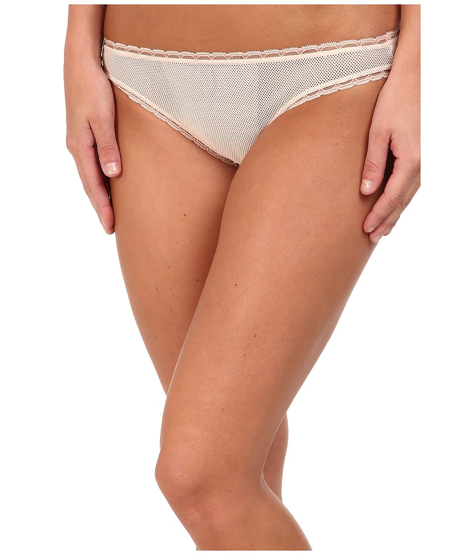 Stella McCartney - Viola Dozing Bikini Brief (Peony) Women